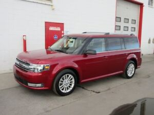 2014 Ford Flex SEL AWD ~ Leather ~ Backup cam ~ Nav ~ $17,990