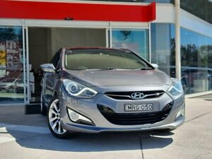 2013 Hyundai i40 VF2 Premium Grey 6 Speed Sports Automatic Sedan Castle Hill The Hills District Preview