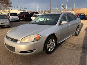 2011 Chevrolet Impala LS - SAFETY & WARRANTY INCLUDED