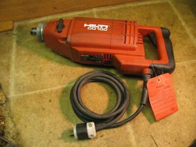 Hilti Dd100 Core Drill Motor Needs Repaired