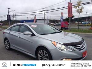 2014 Hyundai Sonata LTD 2.0T- $155 B/W 2.0L TURBO..ULTIMATE PKG.