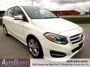 2015 Mercedes-Benz B-Class B250  **CERTIFIED ACCIDENT FREE**