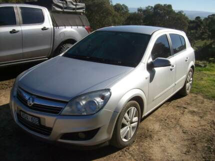 2008 Holden Astra Hatchback Turbodiesel 6 Speed Manual ABS