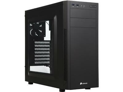 Corsair Carbide Series 100R Mid-Tower Case - Mid-tower - Bla