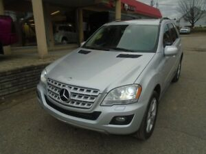 2010 Mercedes-Benz M-Class ML 350 BlueTEC * DIESEL, CUIR, TOIT O