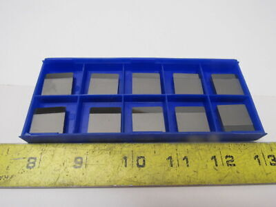 Cdp Diamond Products Spg6300 Pcd Tipped Milling Insert Cd400 Lot Of 10