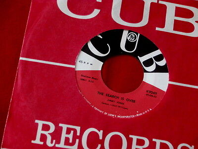 Jimmy Jones   Handy Man  The Search Is Over  Near Mint  Cub   Northern Soul 45