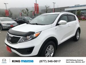 2013 Kia Sportage LX AWD..Rust Protected..Auto..Heated Seats....