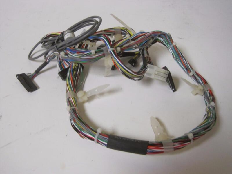 ABI 433A PEPTIDE SYNTHESIZER REPLACEMENT PART 601304 LM 94 12 CORD ASSEMBLY
