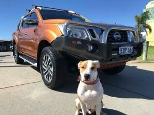 2015 Nissan Navara D23 ST-X Gold 7 Speed Sports Automatic Utility Wangara Wanneroo Area Preview