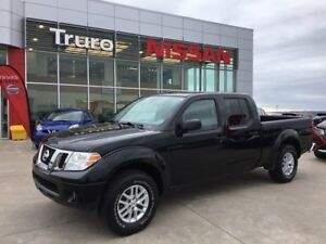 2016 Nissan Frontier SV with luxury package RARE FIND!