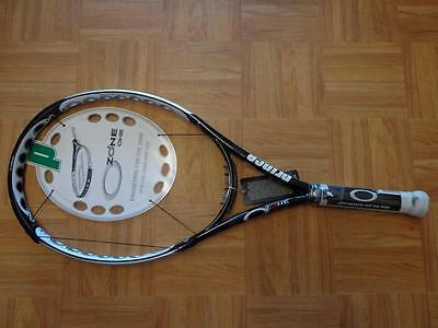 NEW PRINCE OZONE 1 118 head 4 1/2 grip Tennis Racquet
