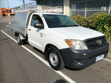 2006 Toyota Hilux workmate, long rego, rwc, 1 year warranty Dandenong Greater Dandenong Preview
