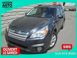 2013 Subaru Outback 2.5i*LIMITED*CUIR*TOIT*NAVIGATION*CAMERA*AWD