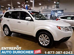 2012 Subaru Forester X LIMITED, AWD, AUTOMATIQUE, TOIT OUVRANT