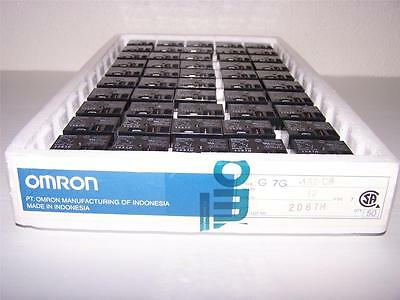 Купить OMRON - OMRON RELAY G7G-1A2-CB-DC12 NEW  LOT OF 50