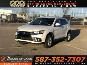 2018 Mitsubishi RVR SE/ Back up camera / Heated Seats