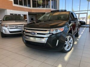 2013 Ford Edge LIMITED AWD CUIR TOIT PANORAMIQUE NAVIGATION MAGS