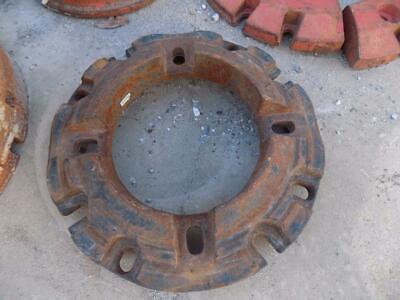 102 Lb Tractor Wheel Weight For John Deere Kubota Mahindra Agco More 3157