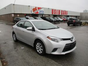 2015 Toyota Corolla LE~BACK-UP CAM~HEATED SEATS~CERTIFIED