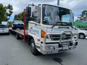 2008 Hino 500 FD8J 3 Car Carrier Tow Truck Car Transporters 7.7l 4x2 East Brisbane Brisbane South East Preview