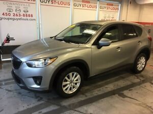 2013 Mazda CX-5 GS Price includes a reduction for financing