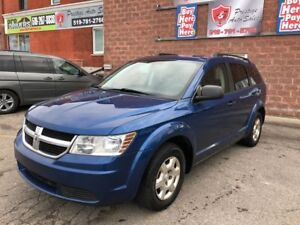 2010 Dodge Journey 2.4L/ONE OWNER/NO ACCIDENT/CERTIFIED/WARRANTY
