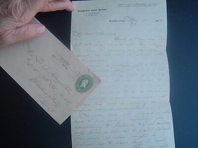 1898 Mormon Apostle in Utah Tabernacle is Antagonistic toward Government letter!