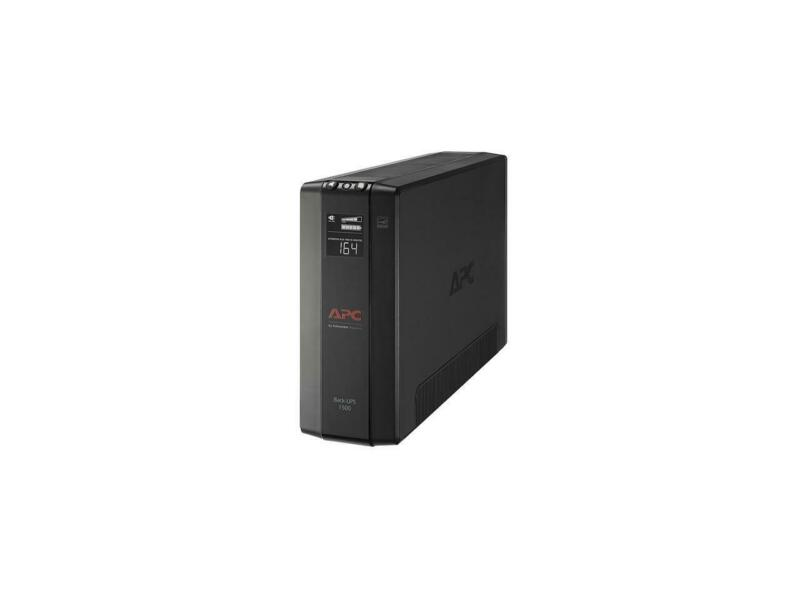 APC BX1500M Back-UPS Pro 1500 VA 900 Watts 10 Out Uninterruptible Power Supply