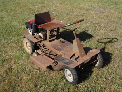 Rover Colt Ride on Mower Muckleford Mount Alexander Area Preview