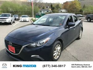2015 Mazda 3 GS Great Price..One Owner..New MVI..New Tires..A...