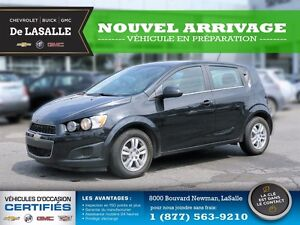 2015 Chevrolet Sonic LT Virtually New..!