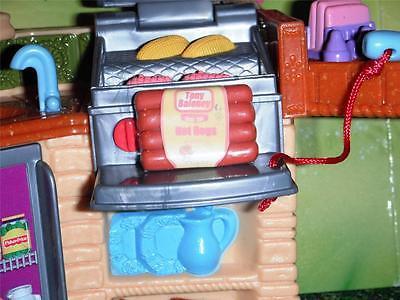 Tony Baloney Hot Dog Oscar Meyer Weiner Play Food fits Loving Family Dollhouse