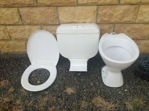 Caroma Concorde Toilet (Dual Flush) Franklin Huon Valley Preview