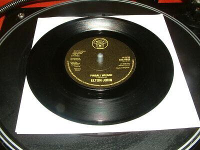 "Elton John : Pinball Wizard : 7"" Vinyl : 1975"