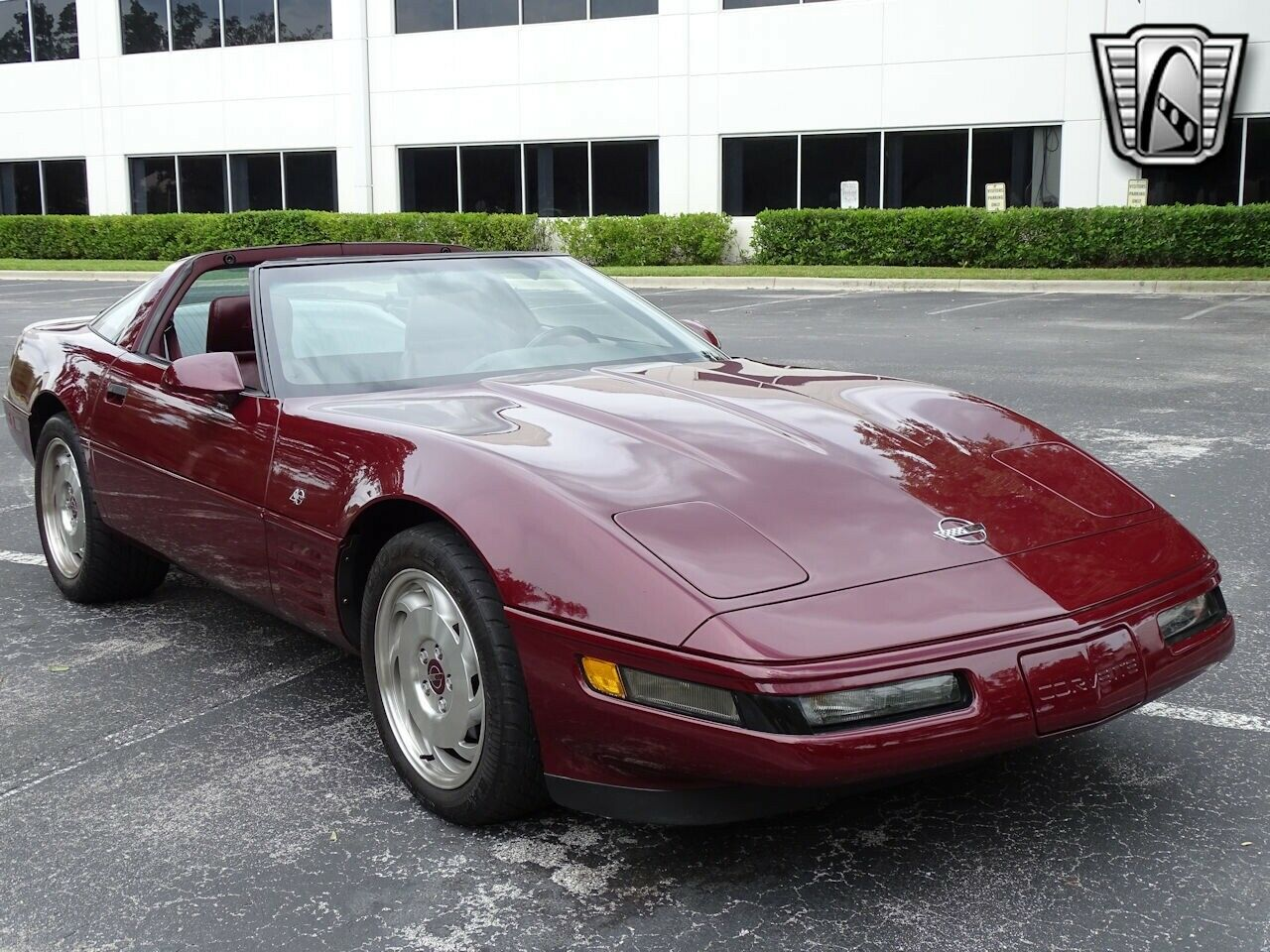 1993 Red Chevrolet Corvette     C4 Corvette Photo 10