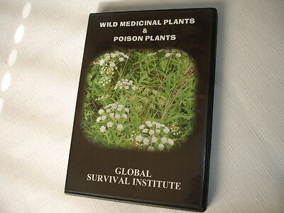 N3 WILD MEDICINAL AND POISON PLANTS - TENTS KNIVES FLINTS FIRE COOKING COMPASS