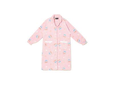 Kakao Friends Polar Pattern Dress Pajamas Women Free Apeach Sleepwear Clothes