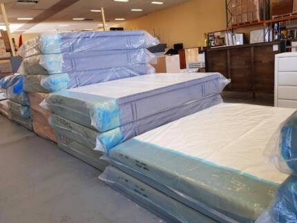 SINGLE, KING SINGLE, DOUBLE, QUEEN, KING... 100s OF MATTRESSES!