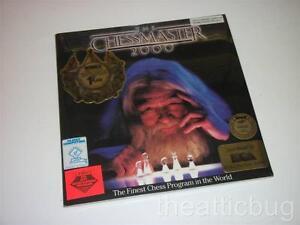 Resultado de imagen de chessmaster 2000