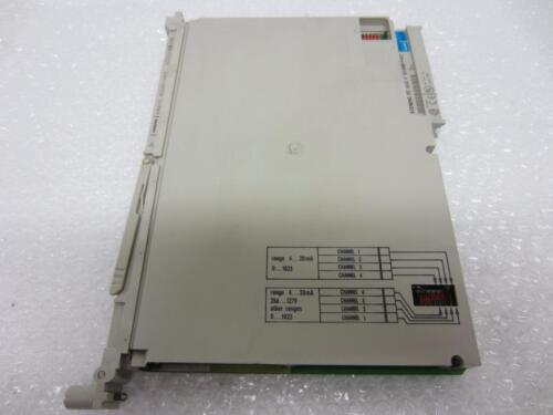 Siemens Simatic S5 Analog Input Module 6ES5463-4UA12 6ES5 463-4UA12