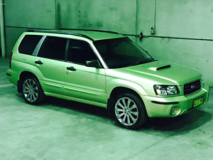 2003 Subaru Forester XT Turbo Georges Hall Bankstown Area Preview