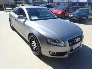 2012 Audi A5 8T MY13 S Tronic Quattro Grey Metallic 7 Speed Sports Automatic Dual Clutch Coupe Wangara Wanneroo Area Preview