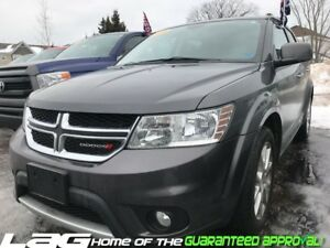 2016 Dodge Journey R/T 7 Passenger