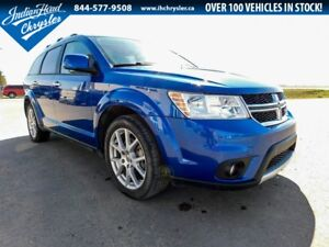 2015 Dodge Journey R/T AWD | DVD | Leather | Bluetooth
