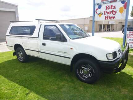 1998 Holden Rodeo Ute ** FULLY RECON ENGINE with receipts **