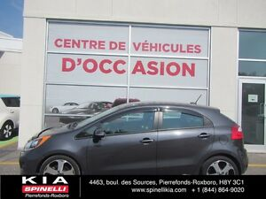 2013 Kia Rio SX NAVIGATION LEATHER NAVIGATION