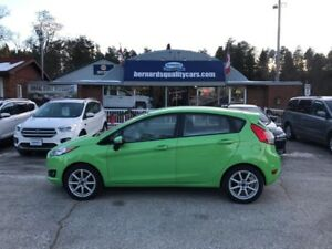 2014 Ford Fiesta SE * ONE OWNER * HEATED SEATS * BLUETOOTH