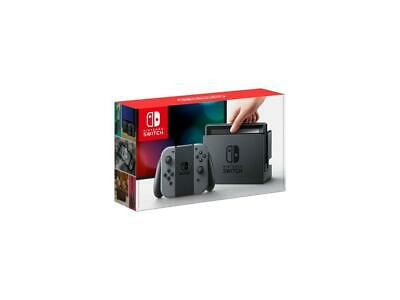Nintendo Switch 32GB Console with Gray Joy-Con