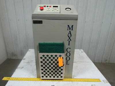 Kinetics Rc-50b0100 Water Cooled Recirculation Chiller 230v